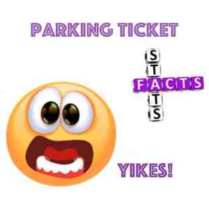 Parking ticket stats and facts are shocking