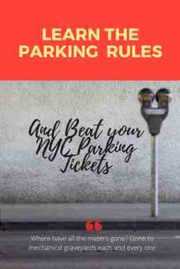 If parking rule is misdescribed, ticket will be dismissed