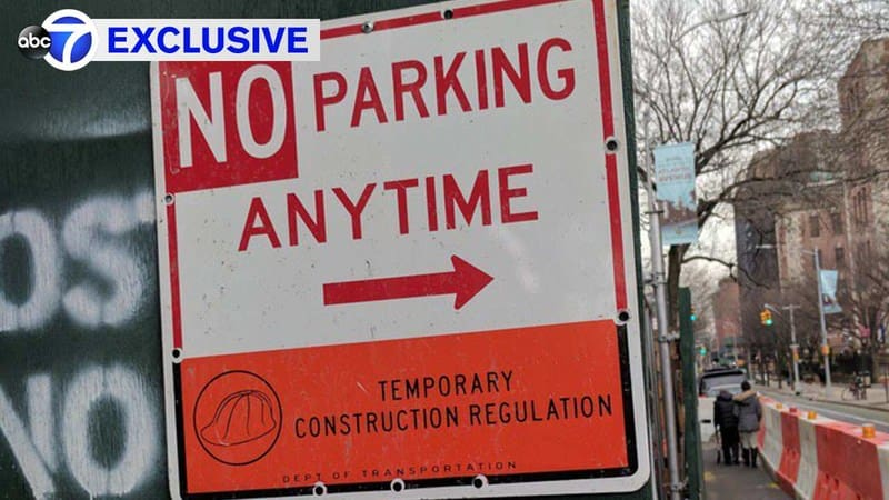 parking signs confusion