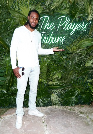 JULY 11: NFL player Richard Sherman attends The Players' Tribune Hosts Players' Night Out 2017 at The Beverly Hills Hotel on July 11, 2017 in Beverly Hills, California. (Photo by Leon Bennett/Getty Images for The Players' Tribune )