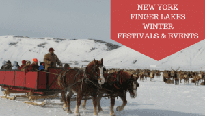New York Finger Lakes Winter Festivals & Events|New York Rental By Owner