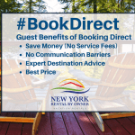 Book Direct No Service Fees New York Rental By Owner