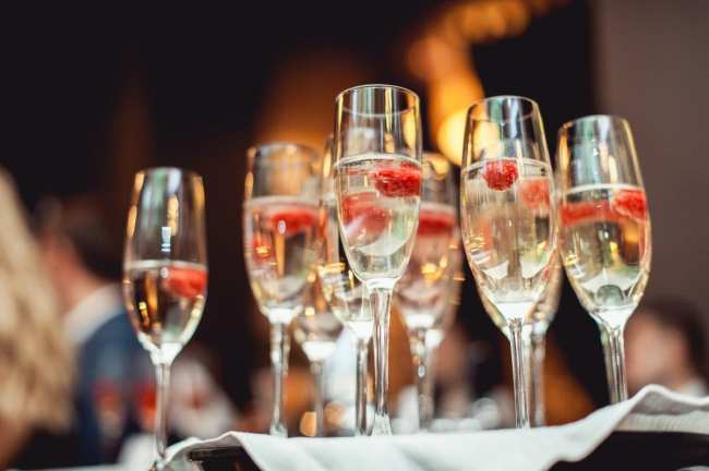 Champagne Cocktail recipe - NY rental by owner