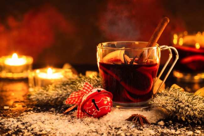 Hot Spiked Cider recipe - NY rental by owner