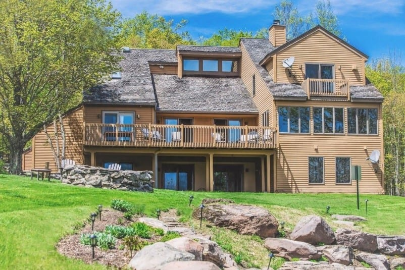 Corporate Retreat in the Catskill Mountains