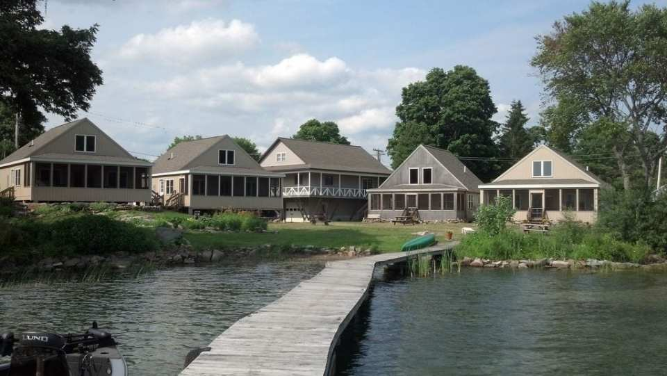 Thousand Islands Lodges for cooperate retreats