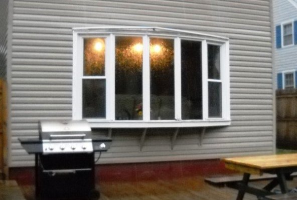 Before - Picture Window