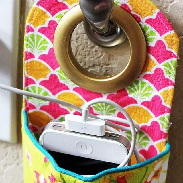 phone-charging-station-cloth-hanger