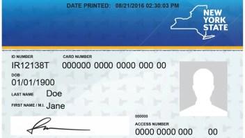 """New York P-EBT Card"""