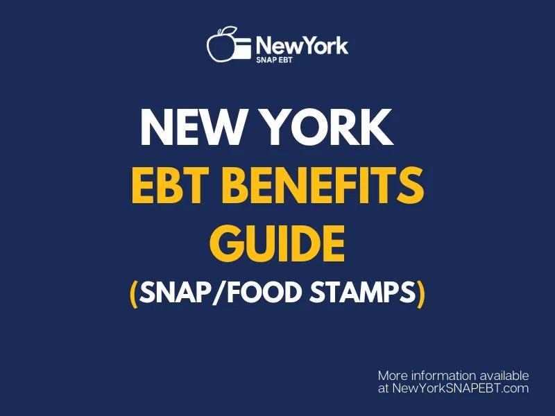 """New York EBT Card Guide"""