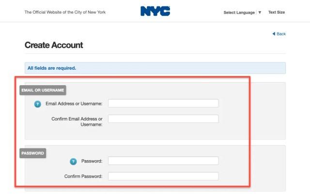 """New York City Access HRA Account 2"""