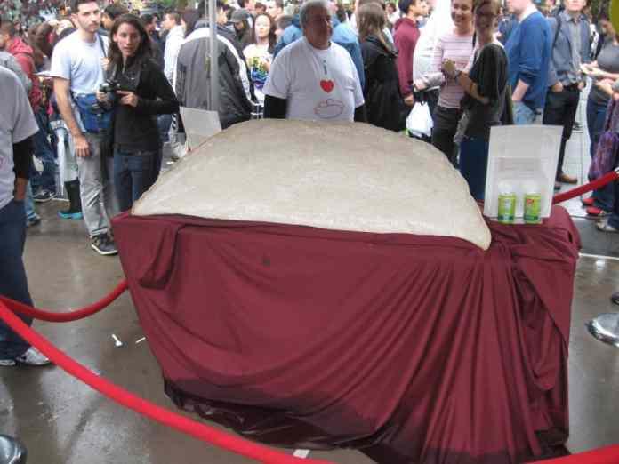 World's largest dumpling