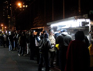 53rd and 6th Food Cart