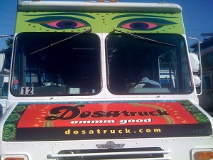 Dosa Truck
