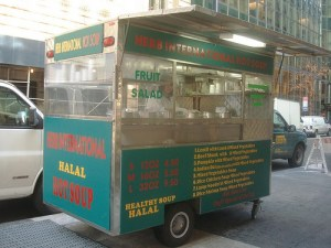 Herb Intl Soup Cart