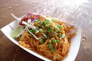 Kao Samai pad thai