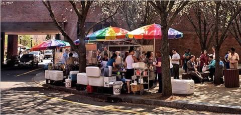 Yale New Haven Hospital food vendors