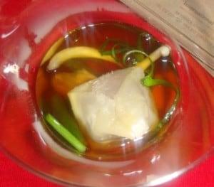 Delicatessen dumpling
