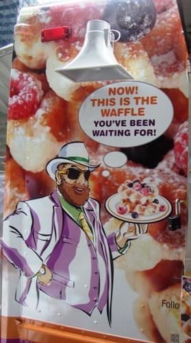waffle pimp