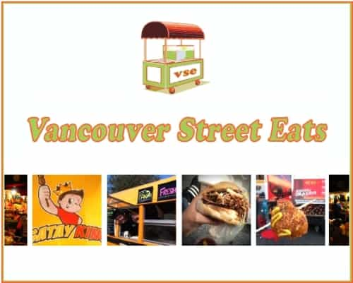 Vancouver Street Eats