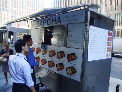 Bapcha (formerly Bulgogi Cart)