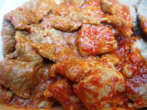spicy bulgogi