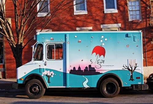 Sugar Philly Truck