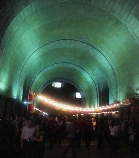 arch night 2