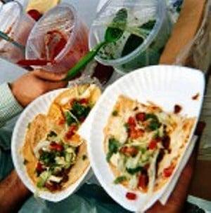 Country Boys Tacos @2009 Vendys