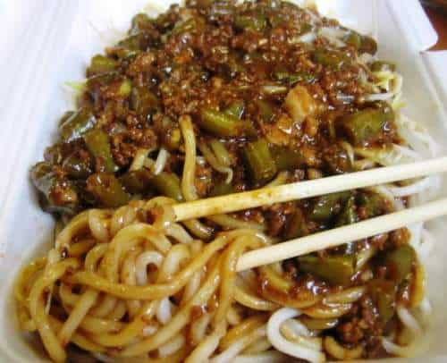 Zhajiang Noodles (credit: Anne S.- City Spoonful)