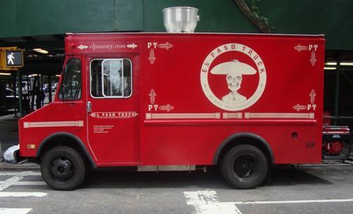 El Paso Food Truck Nyc
