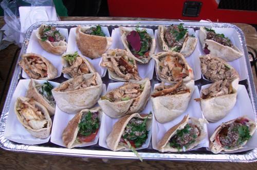 Toum's Shawarma & Falafel (credit: NYSF)