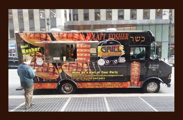 Perrys Review Crazy Chicken From Grill On Wheels New York