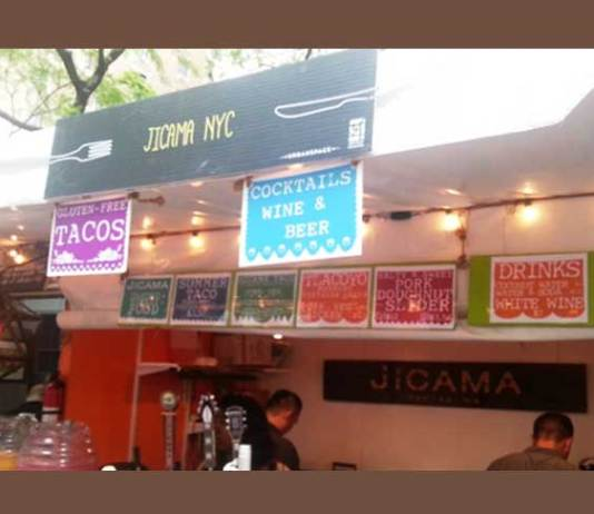 Jicama NYC