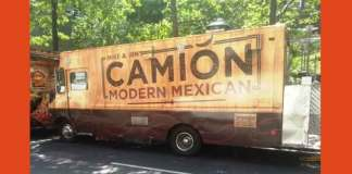Camion Modern Mexican
