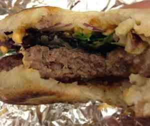 Gogo Grill Battery Burger #3