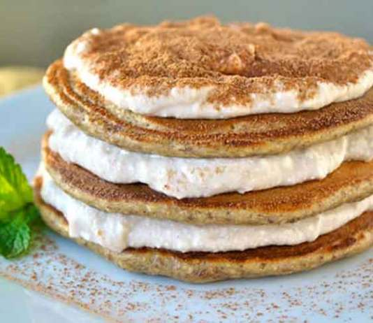 Protein Powder Pancake