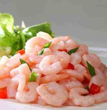 Devein Shrimp