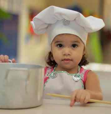 become a chef