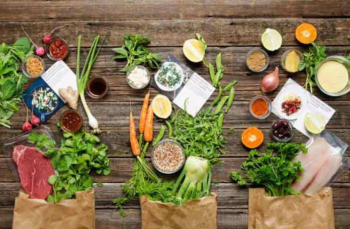 Healthy Meal Delivery