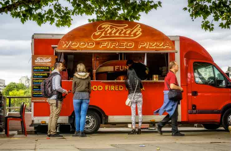 Pizza People Food Truck