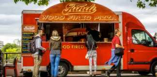 Pizza Truck Rental