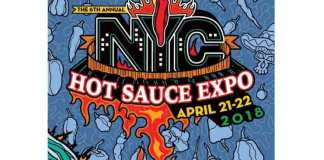 Hot sauce Expo NYC