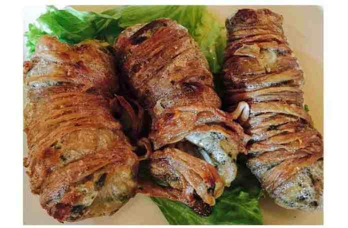 Kokorec Turkish Food