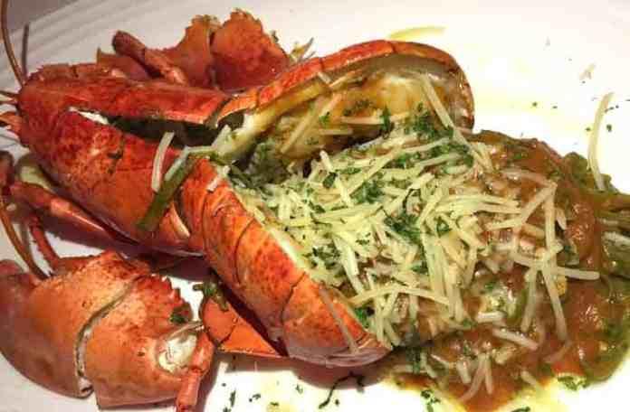 Zavo Lobster Tagliatelle
