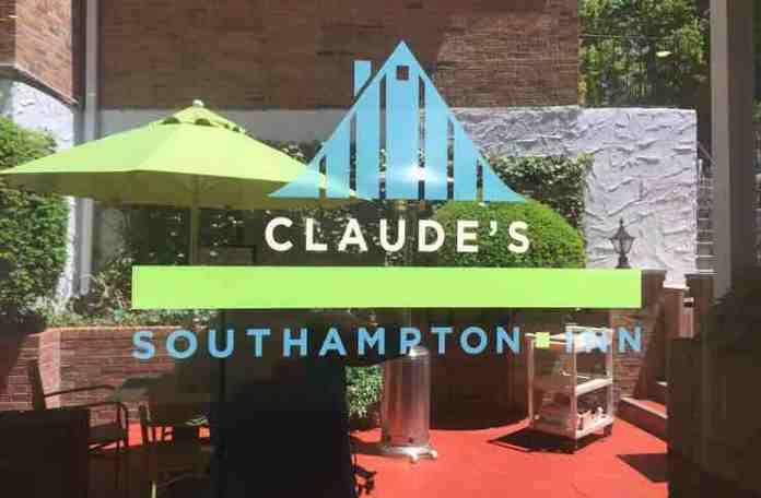 Claudes South Hampton Inn