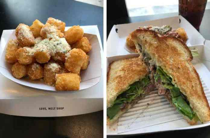 Melt Shop NYC review