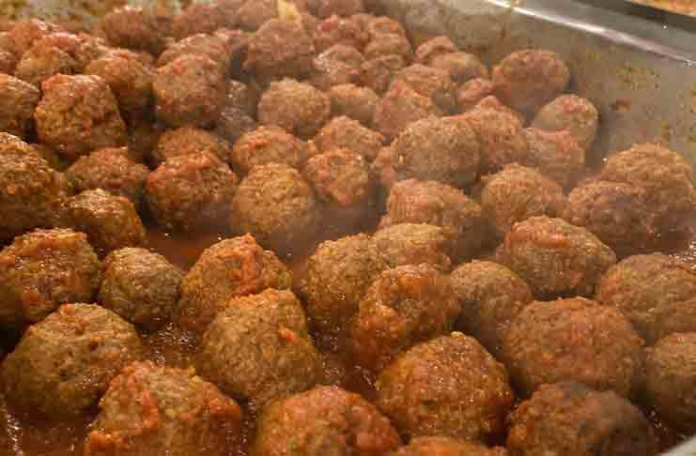 Sac's Place meatballs