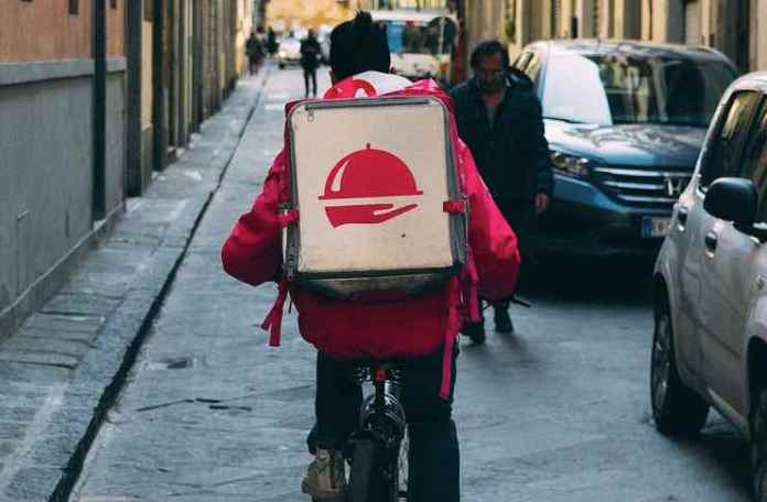 Work as a Food Delivery Driver