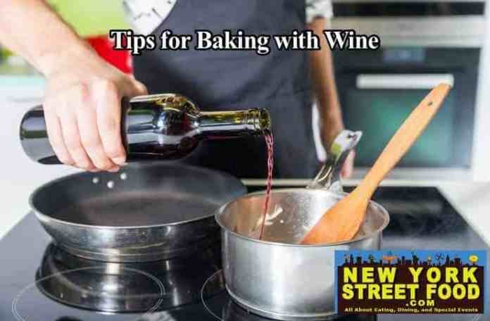 tips for baking with wine